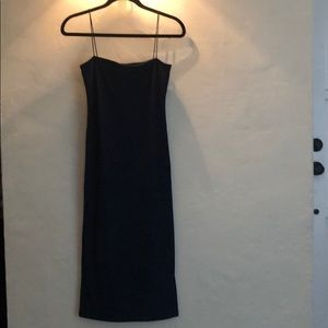 Navy Topshop Dress - Sz. 4 NWT